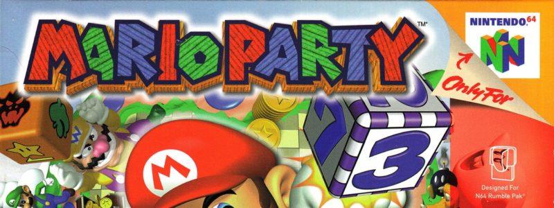 Mario Party Game Show