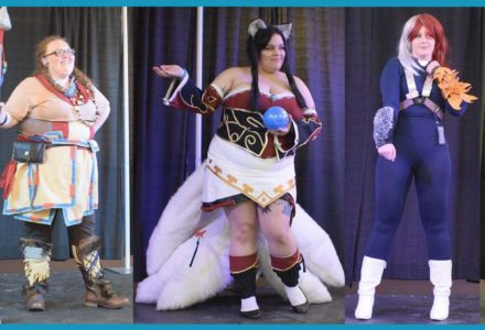 Cosplay Contest Judges!