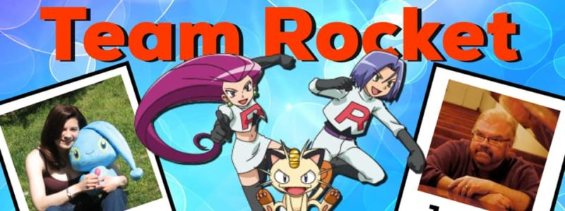 Team Rocket Blasting Into Causeacon