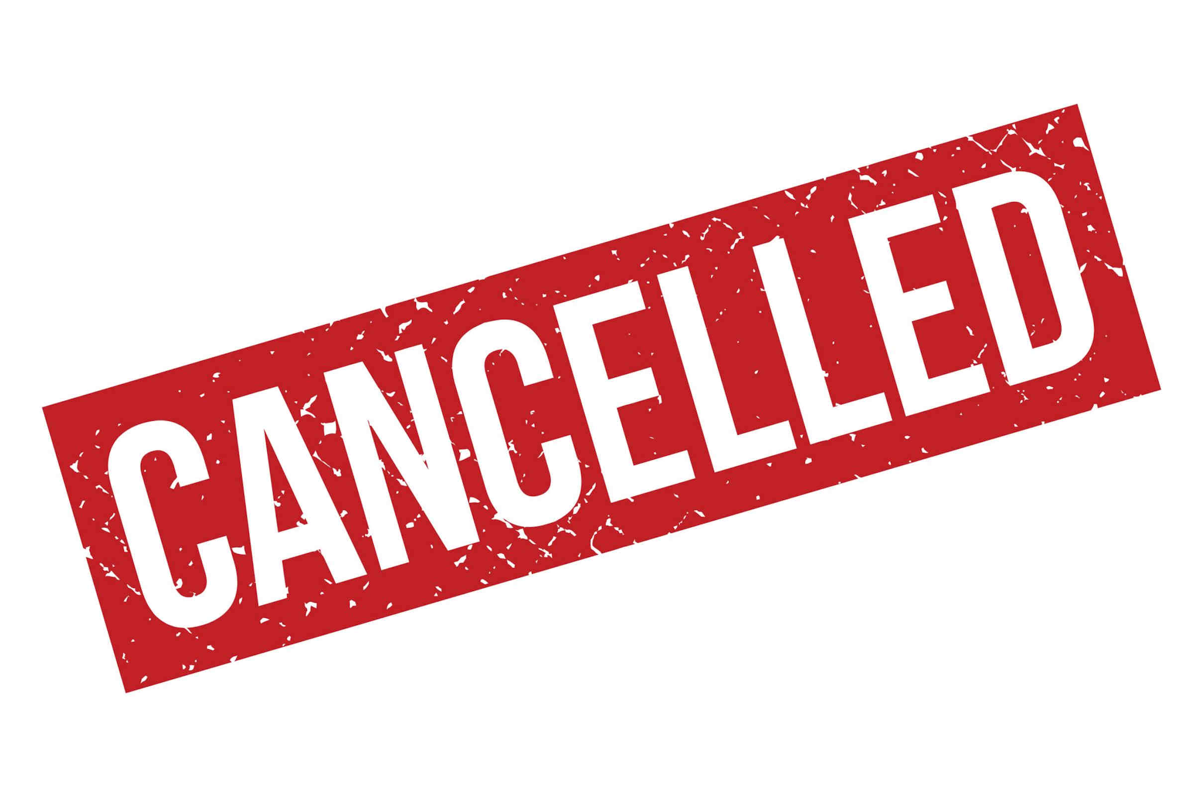 Causeacon 2021 Cancelled